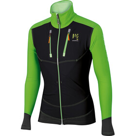 Karpos Alagna Jacket Men apple green/black